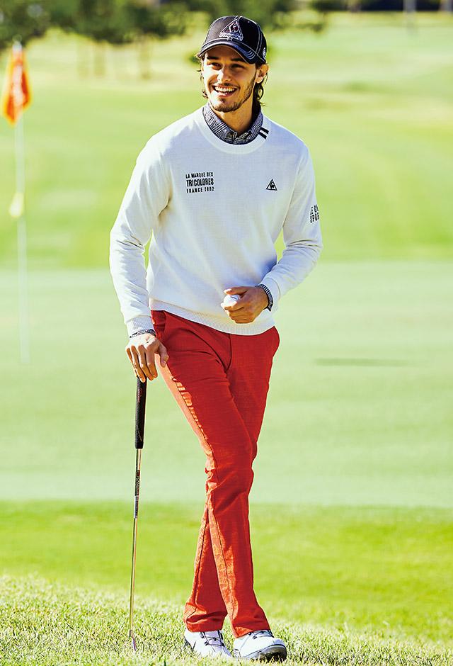 ゴルフ ウェア メンズ