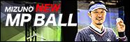 MPアイアンにマッチする新しいMPボールが登場!小林正則プロを満足させる打感と性能とは!?