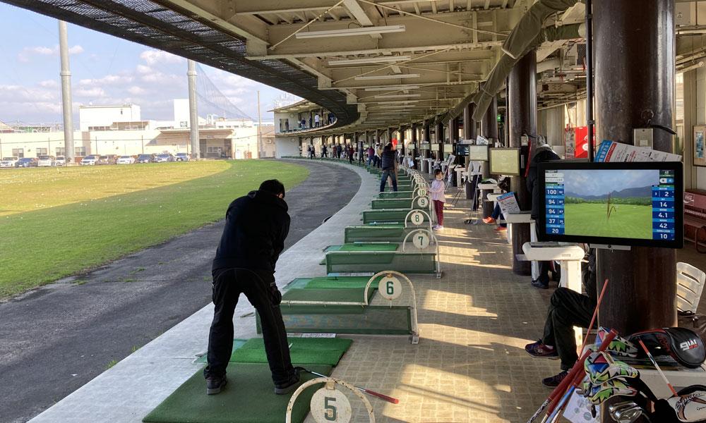 紀州ゴルフセンター | 練習場一覧 | 日本初上陸!Toptracer Rangeを体験しよう!